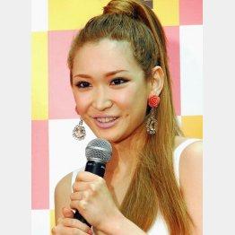 熱愛発覚後ブログのアクセス数が増えた紗栄子
