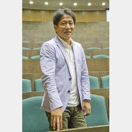 青山学院大学の原監督