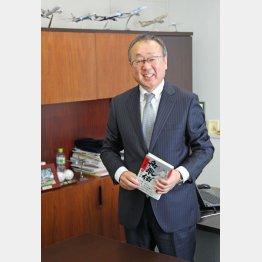 アサヒトラベルインターナショナルの福田叙久社長