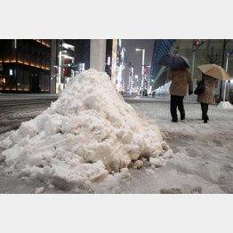 関東にはドカ雪の恐れ