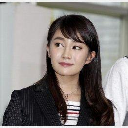 やはり女優か(写真は2015年4月のもの)