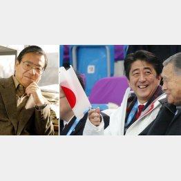 松野弘氏はスポーツアナリストでもある