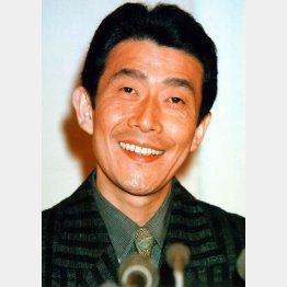 歌舞伎役者の板東三津五郎