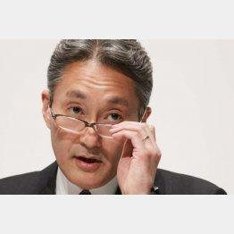平井社長は「ユニークで他社とは一線を画したい」と話すが…