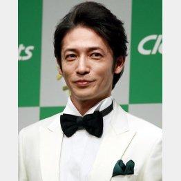 玉木宏演じる「新次郎」は情けない男