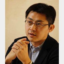 NPO法人「ほっとプラス」代表理事の藤田孝典氏