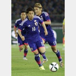 日本代表での香川は「忙しすぎる」との指摘が
