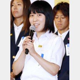 全日本準優勝の平野美宇
