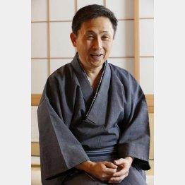 歌舞伎俳優の中村芝雀