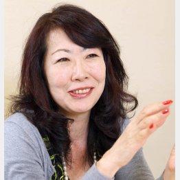 作家の亀山早苗さん