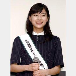 「表参道高校合唱部!」では、連ドラ初主演ながら繊細な演技を見せた芳根京子