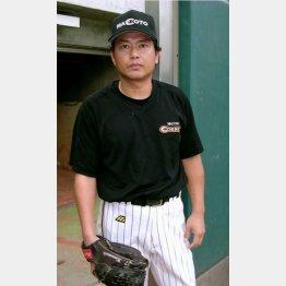 2005年の野村貴仁氏