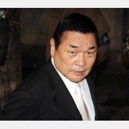 逮捕された橋本弘文「極真連合会」会長/(C)日刊ゲンダイ