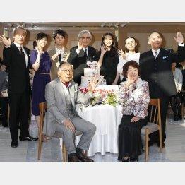 映画『家族はつらいよ』公開直前イベント