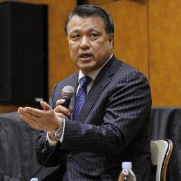 田嶋新会長には「腹心がいない」という話も…