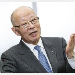 和崎信哉会長 71歳