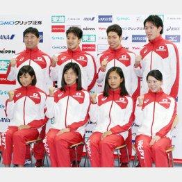 競泳日本は金メダル獲れるか?