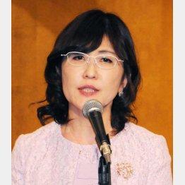 「まず1%引き上げも選択肢」と発言した稲田朋美政調会長