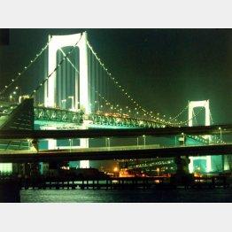 「レインボーブリッジ」も横河ブリッジが施行(C)日刊ゲンダイ