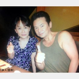 故今井雅之さんと実姉の辻井陽子さん