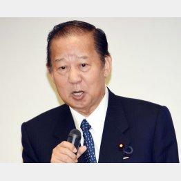 神通力も消えた(自民党の二階総務会長)/(C)日刊ゲンダイ