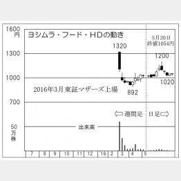ヨシムラ・フード・HD