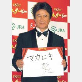 「真田丸」での演技が評判の草刈正雄