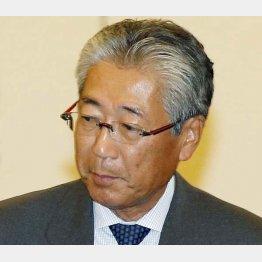 竹田会長はヤル気なし