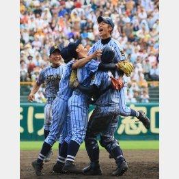 昨夏制覇の東海大相模は関東大会4強どまり