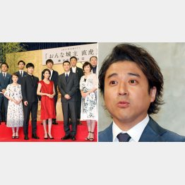 NHK大河「おんな城主 直虎」キャスト発表会見とムロツヨシ