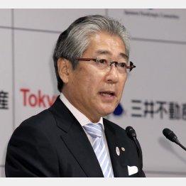 竹田会長は高橋氏の関与を否定