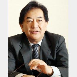 コメンテーターとして出演した田中康夫氏
