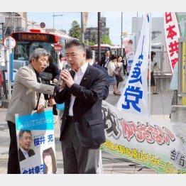 【宮城】現職2人がぶつかるウラで共産vs公明が票固め