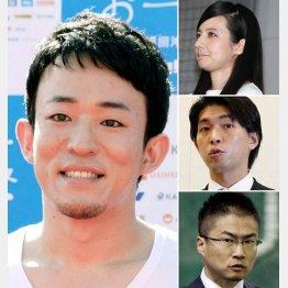 """4人とも2016年に""""ゲス不倫""""が発覚"""