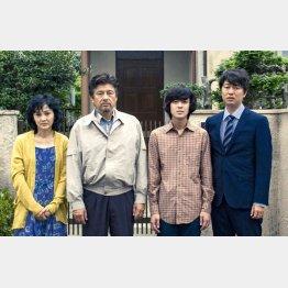 三浦友和と南果歩が夫婦役で出演