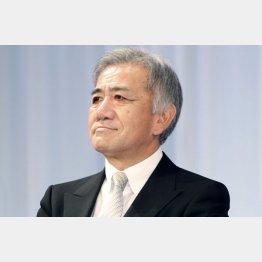 セブン&アイHDの社長に就任した井阪隆一氏