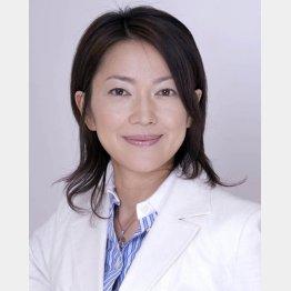 9係メンバーの紅一点を演じる羽田美智子