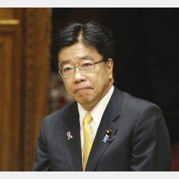 加藤大臣の事務所からの回答はなかった