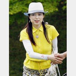 27歳でゴルフを始めた藤田佳子さん
