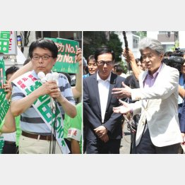 増田氏(左)と鳥越氏(右)