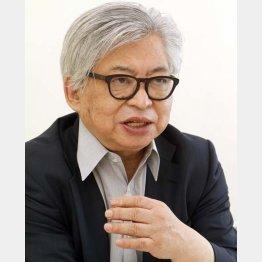 保阪正康氏
