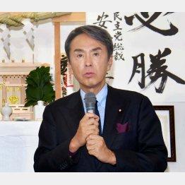 都連会長を辞任した石原伸晃氏