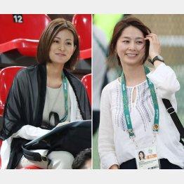 日テレの徳島アナ、NHKの杉浦アナ