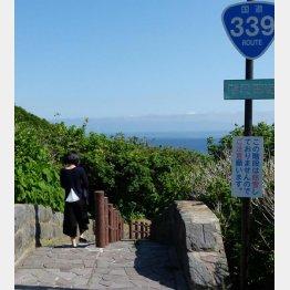 マニアに知られた階段国道