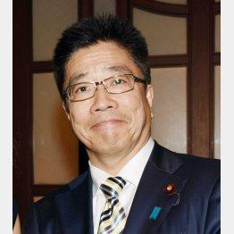労働者の味方ではない(写真は加藤勝信・1億総活躍相)/(C)日刊ゲンダイ