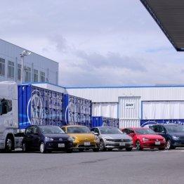 あなたの街の意外な場所が「VW」のショールームに大変身