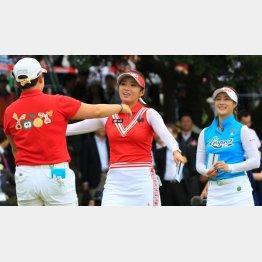 韓国人女子プロは日本ツアーで勝ちまくる