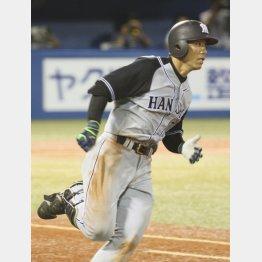 ドラ1で入団の伊藤隼太は二軍暮らし