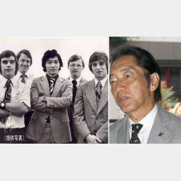 国際ジャーナリストでテレビキャスターの蟹瀬誠一氏