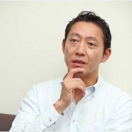 玉寿司の中野里陽平社長